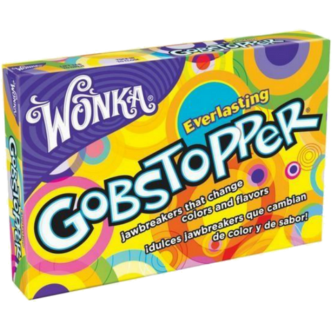 Wonka Gobstopper -case of 12 weight 1.7kg