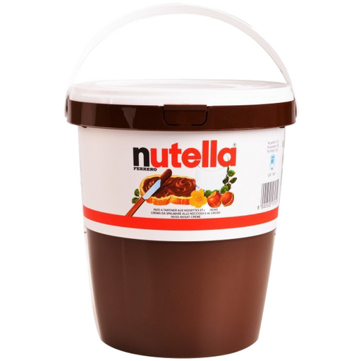 Nutella 3kg Tub Italian import from Italy
