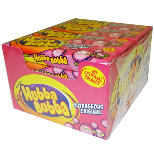 Hubba Bubba Outrageous Original box of 20