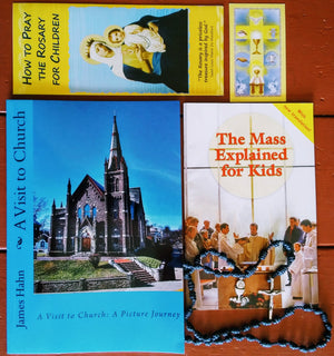 1st Communion Gift Package Giveaway