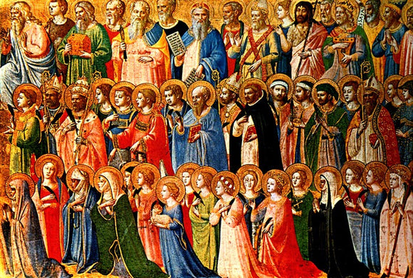 The Be-Attitudes of the Saints