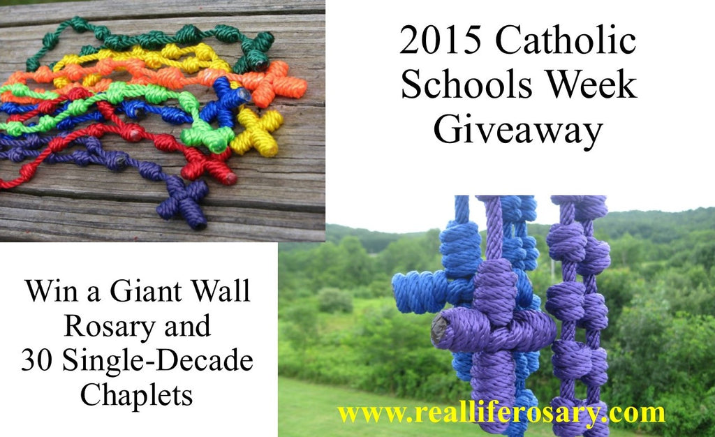 Catholic Schools Week Giveaway