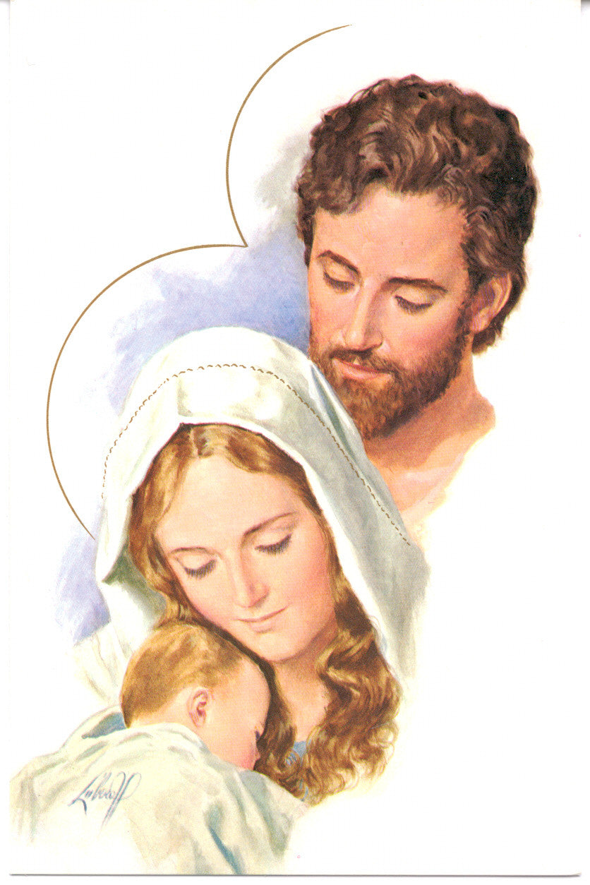 The Joyful Mysteries of the Family - PDF Pamphlet - Real Life Rosary