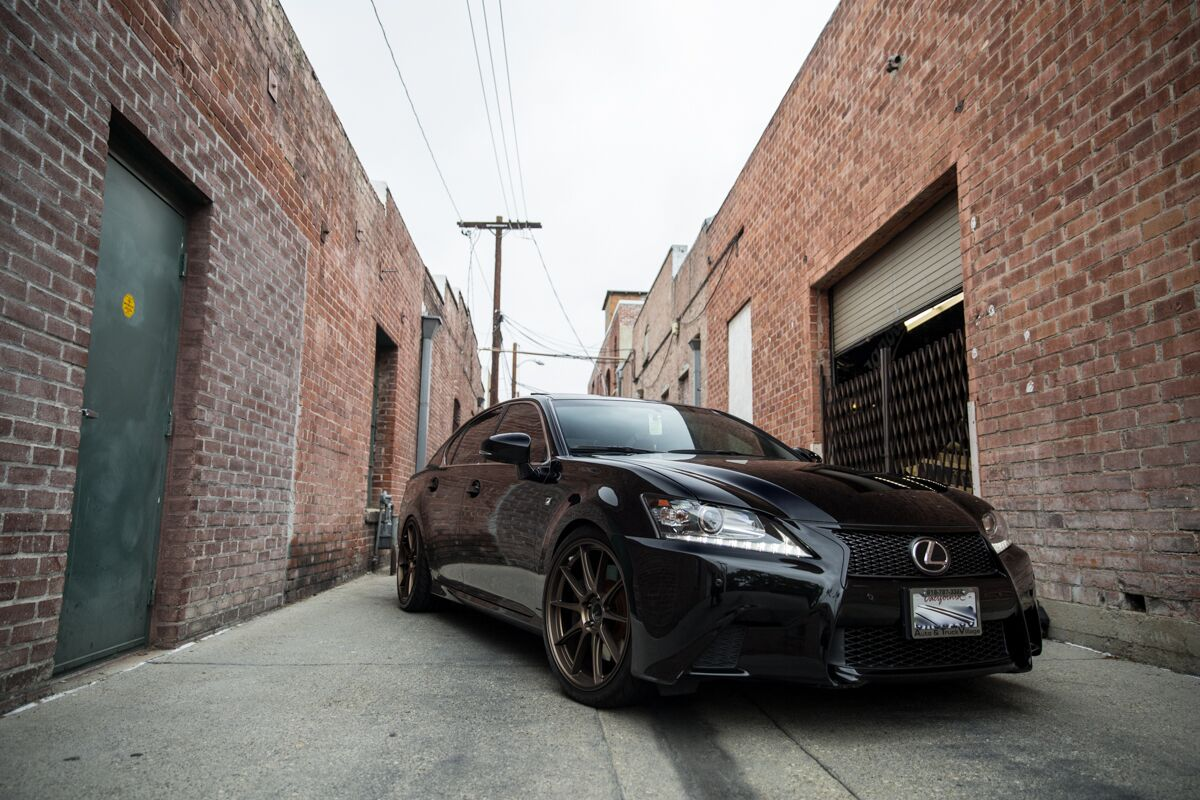 Lexus IS | GS