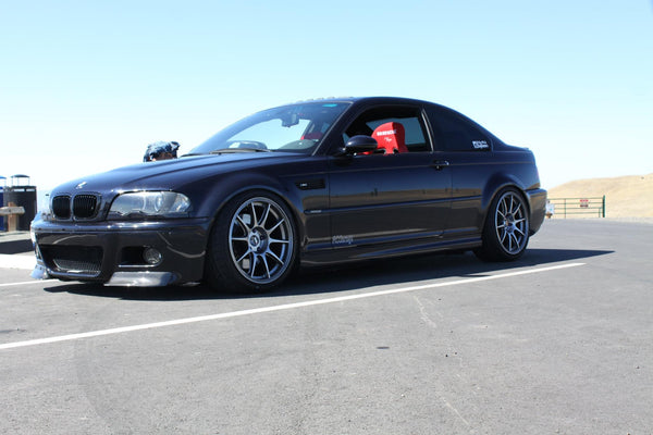 Bmw E46 M3 On Ambit Rs 18 Wheels Ambit Wheels