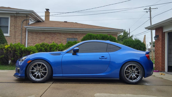 Subaru Brz On Ambit Rs 18 Wheels Ambit Wheels