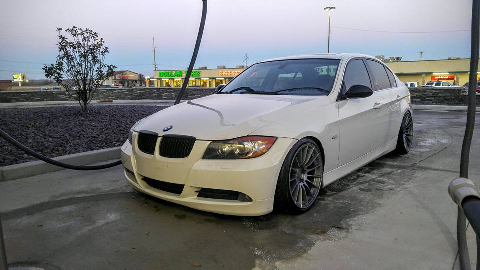 Bmw E90 On Re02 18 Quot 18x9 5 22 5x120 Wheels Ambit Wheels