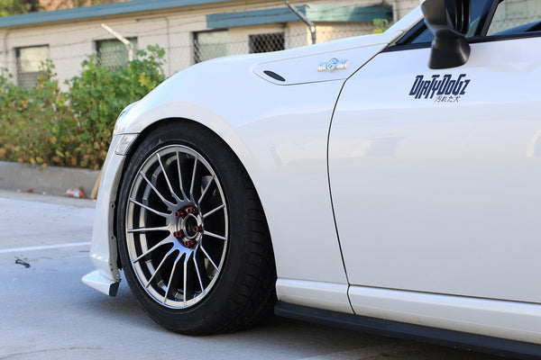 Scion Frs On New Track Size Ambit Re02 Ambit Wheels
