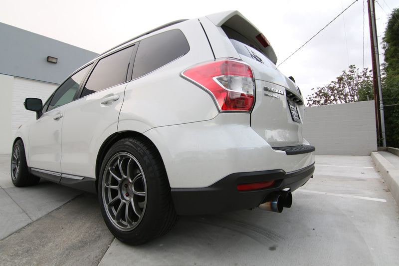 "Sti For Sale >> 2015 Subaru Forester XT on 18"" Ambit Wheels RT8"