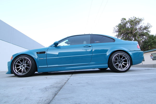 "Subaru Wrx Custom >> BMW E46 M3 - 18"" RE18 - Ambit Wheels"