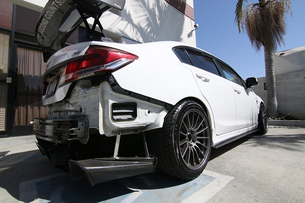 9th Gen Honda Civic Si 17 Quot Re02 Ambit Wheels