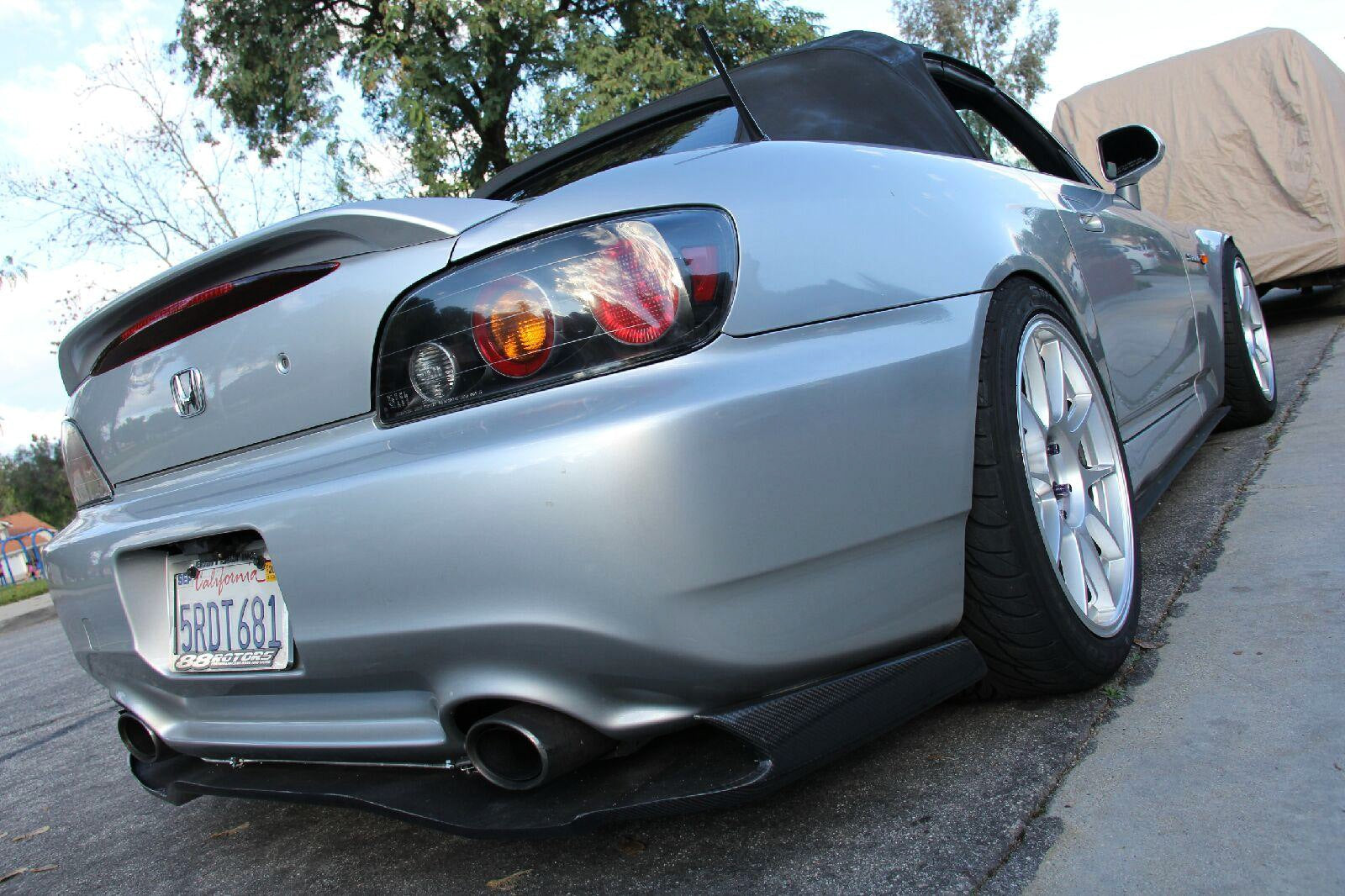 Sti For Sale >> Ambit RS18 | Honda S2000 | 18x9.5 +38 - Ambit Wheels