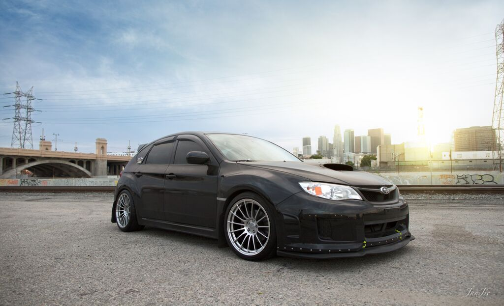 Ambit Re02 2013 Subaru Wrx Hatch Ambit Wheels