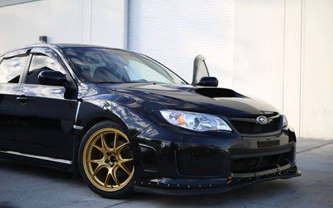 Open Box: (1) FF3 18x9.5 +35 (5x100) Roto-Forged | 2011-2014 Subaru WRX