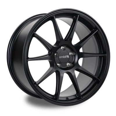 RS18-F 19x9.5 +38 (5x114.3) Monoblock Forged Wheel | Subaru WRX / STi (2015+)