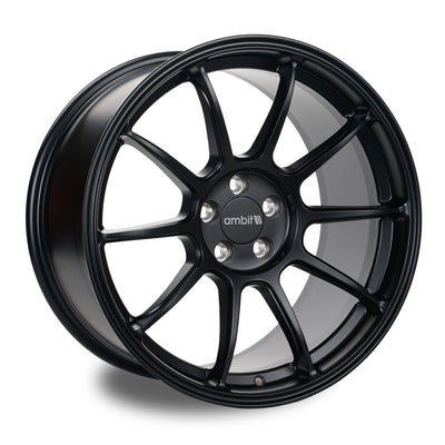 RT8-F 19x9.5 +38 (5x120) Monoblock Forged | 2017-2020 Honda Civic Type R
