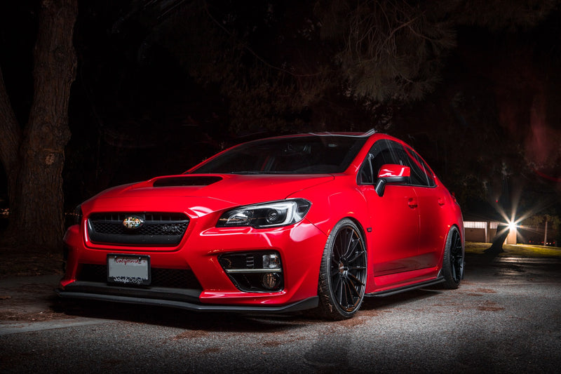 RE02-F 19x9.5 +38 (5x114.3) Monoblock Forged Wheel | Subaru WRX / STi (2015+)