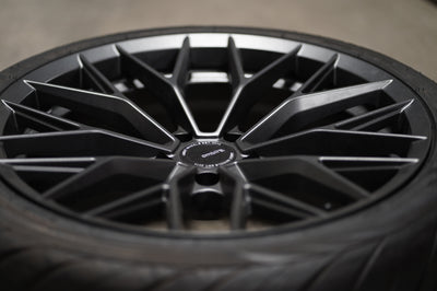 FC20 19x10 +40 (5x114.3) Flow Formed | Ford Mustang S550