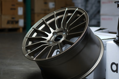 Open Box: RE02 17x9 +35 (5x114.3) | 2015+ Subaru WRX / STI