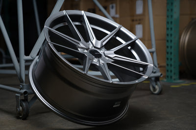 Open Box: (1) FC10 19x8.5 +35 (5x114.3) Roto-Forged | 2015+ Subaru WRX / STi
