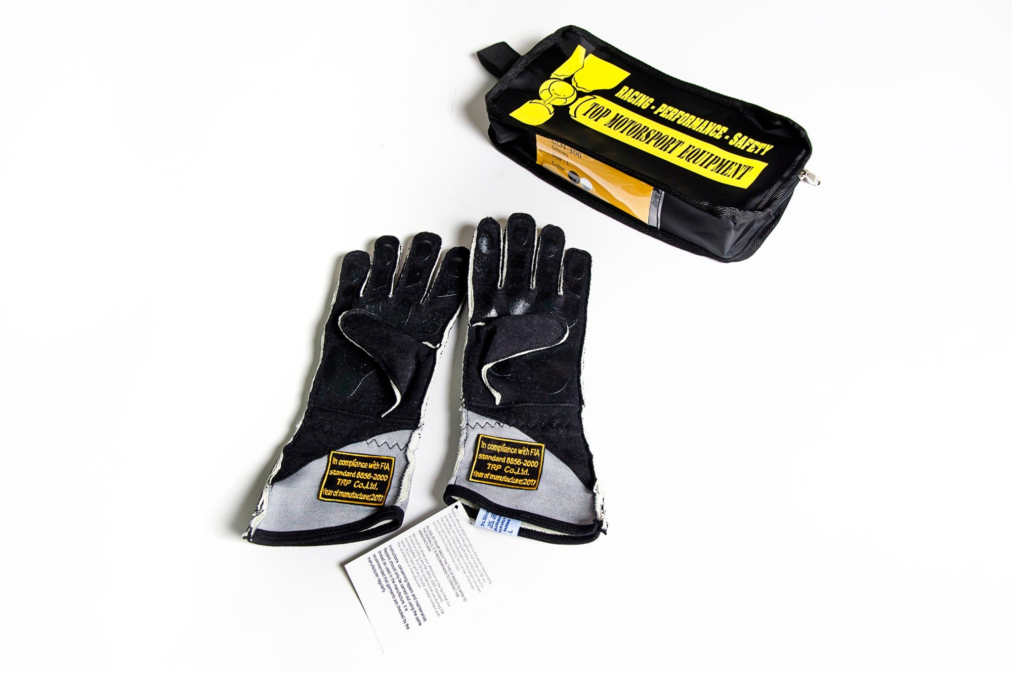 ENDR GRP-2 Race Glove - Outseam