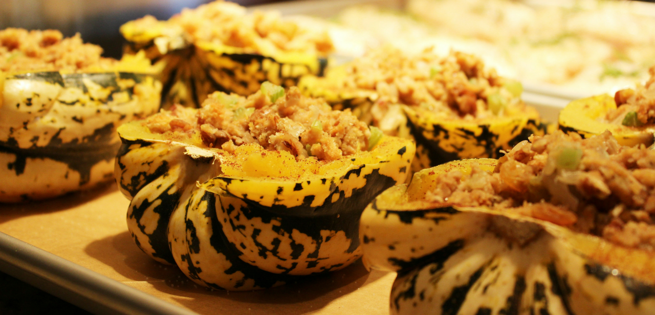 Autumn Squash Recipes