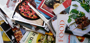 A Complaint About Food Magazines