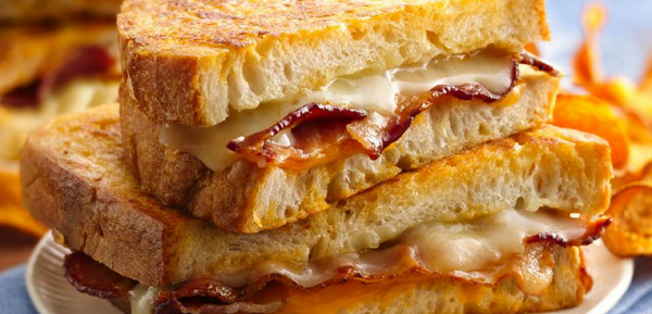 The 5 Commandments of Perfect Grilled Cheese