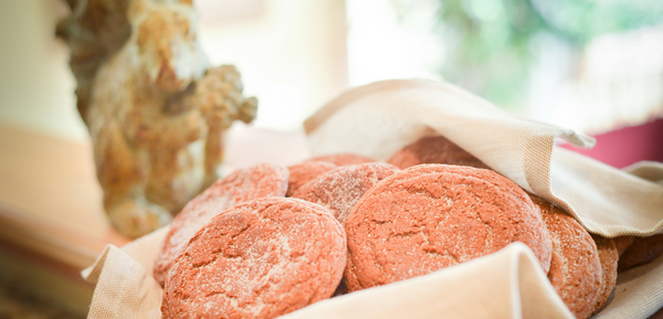 Autumn's Best Molasses Crinkle Cookies