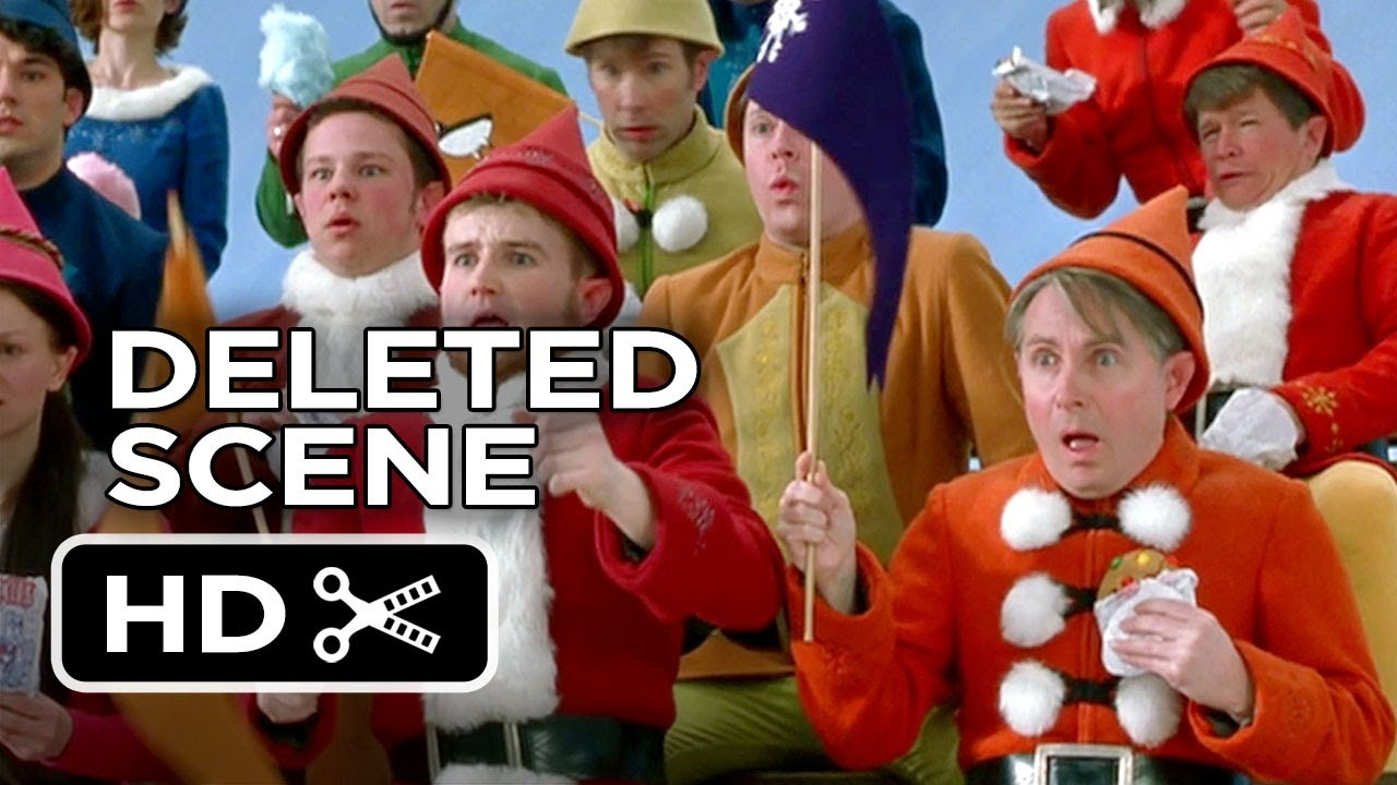 Deleted Scene from Elf!