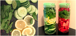 Summertime Infused Vodka