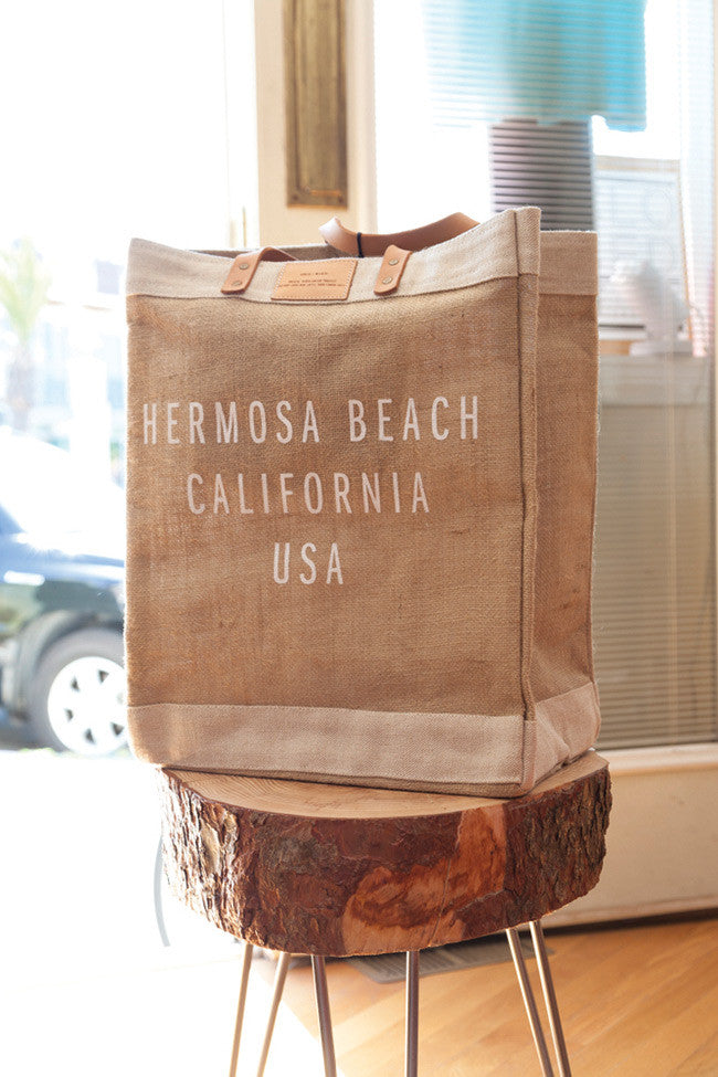 Apolis Hermosa Beach Market Bag