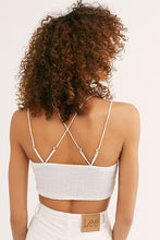 Load image into Gallery viewer, Ilketra Bralette - White