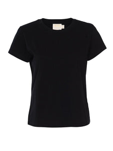 Organic Cotton Goldie Tee - Black