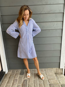 Delos Shirt Dress