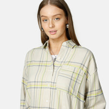 Load image into Gallery viewer, Relaxed Shirt - Whittier Almond Milk