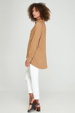 Load image into Gallery viewer, Ember Blouse - Camel