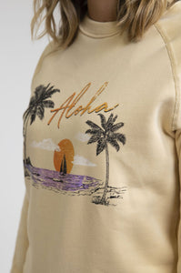 Aloha Pullover - Butter