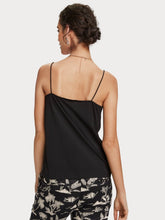 Load image into Gallery viewer, Spaghetti Strap Tank Top - Black