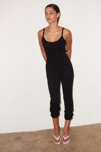 Christine Ribbed Jumpsuit