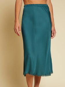 Mabel Skirt - Teal