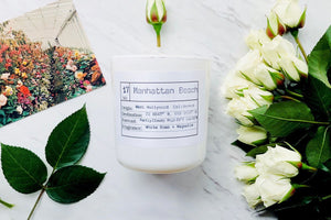 Flores Lane Candle - Manhattan Beach