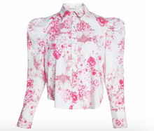 Load image into Gallery viewer, Saratoga Floral Blouse