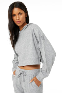Muse Hoodie - Athletic Heather Grey
