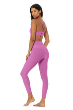 Load image into Gallery viewer, 7/8 High-Waist Airlift Legging - Electric Violet