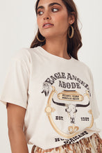 Load image into Gallery viewer, Eagle Angel Organic Biker Tee