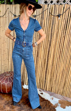 Load image into Gallery viewer, Heartland Jumpsuit - Braided True Blue