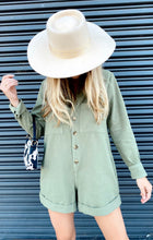Load image into Gallery viewer, Tegan Jumper - Army Green