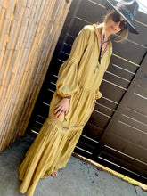 Load image into Gallery viewer, Adelaide Maxi Dress - Olive