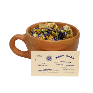Mary Moon Tea Bath